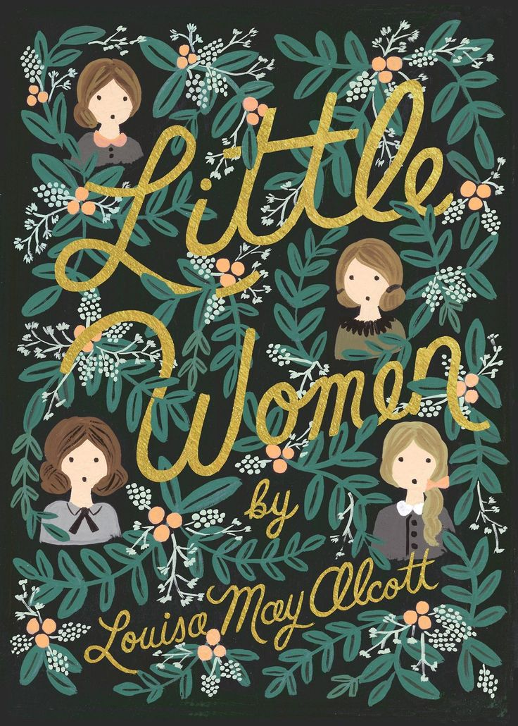 Litte Women cover by Anna Bond