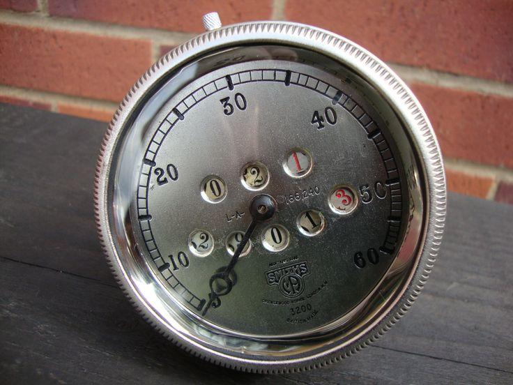 1920's speedometer