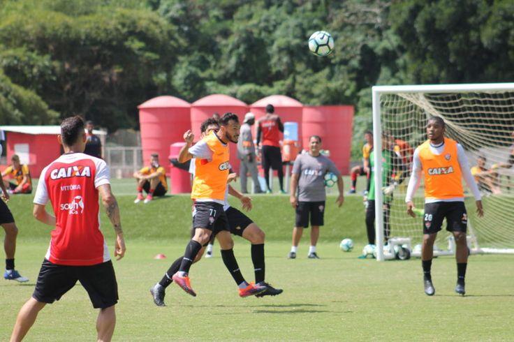Vitória na Veia! Vitória se reapresenta e começa semana de treinos para jogo contra o Coritiba - Vitória na Veia!