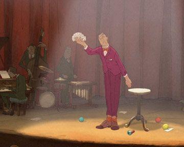 Bande-annonce L'Illusionniste - L'Illusionniste, un film de Sylvain Chomet avec Jean-Claude Donda, Edith Rankin.