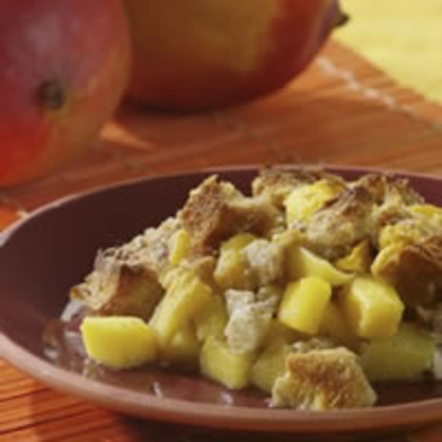 Mango Bread Pudding With Chai Spices | Jo's Likes | Pinterest