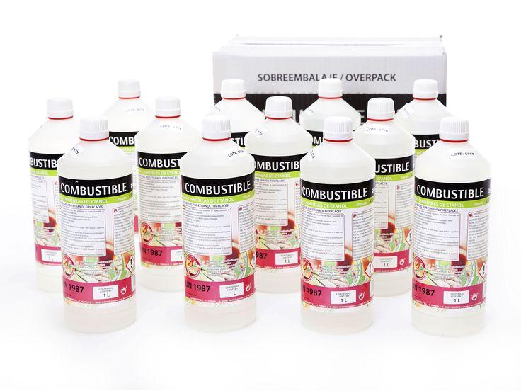 Contamos con biocombustible con ahora a Citronella ideal en esta época del año para luchar contra los molestos mosquitos.