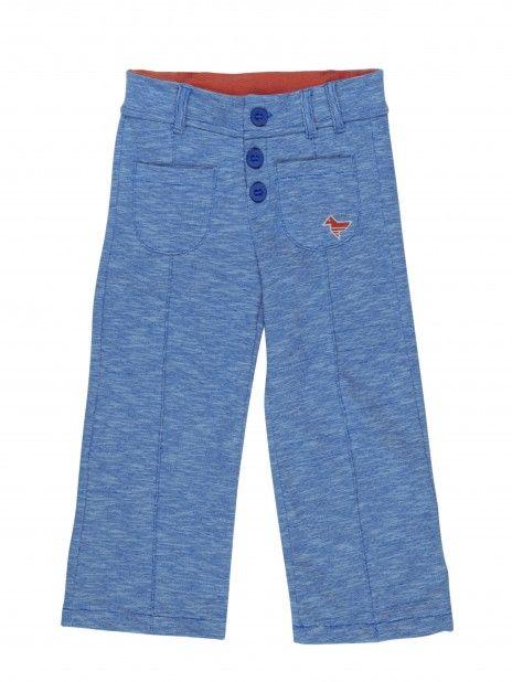 Gilin broek - blauw - Balune - webwinkel voor eigenwijze baby- en kinderkledij