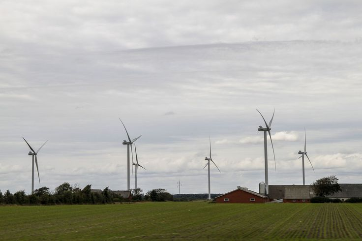 Sale of oil assets is fueling Denmark's green transition.
