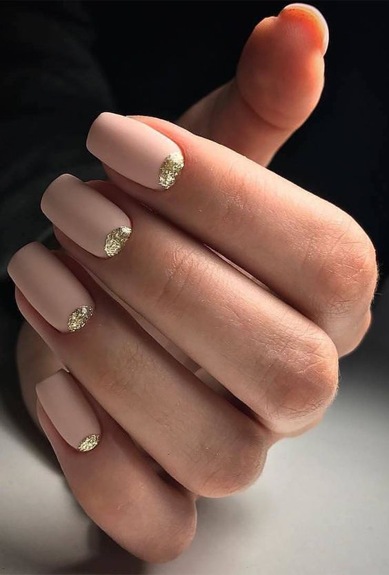 Cutest collection of matte nail art designs for ladies to sport in 2017.
