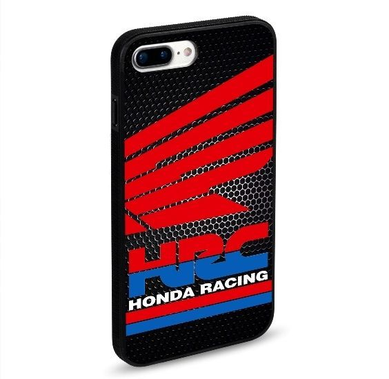 Best Honda Wings Logo For iPhone 7 and 7 Plus Hard Plastic Case #UnbrandedGeneric