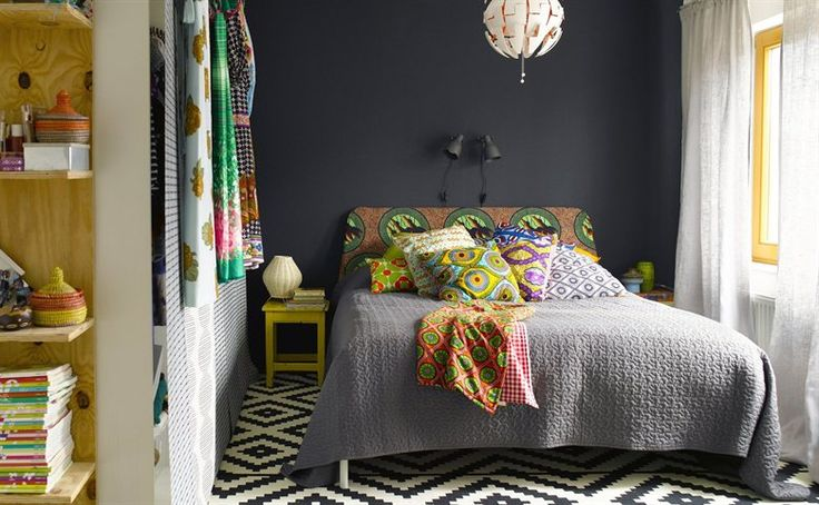 Make your bedroom a comfort zone my home!