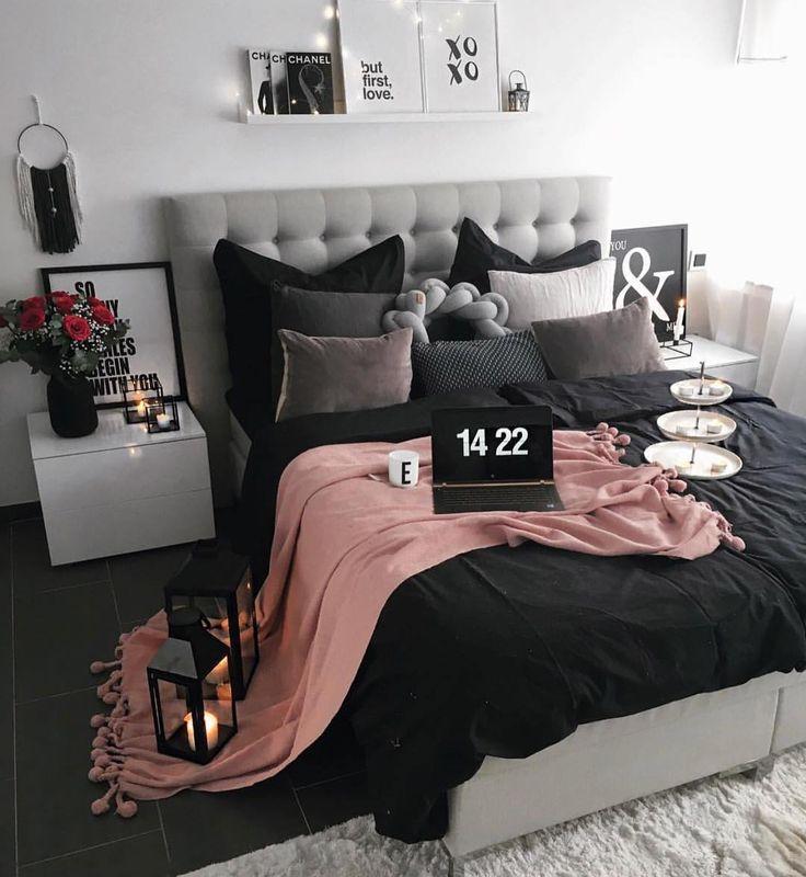 Aankleding slaapkamer