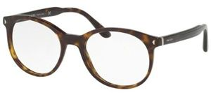 Óculos de grau Prada 14TV Tartaruga