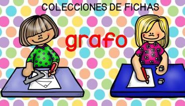 Colección de fichas de grafomotricidad.