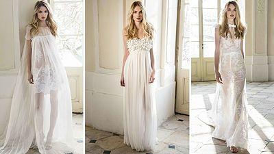 Svatební kolekce návrhářky Petry Balvínové nese název TIQE