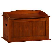 """Solutions by Kids R Us Wood Toy Box - Cherry - Solutions by Kids 'R' Us - Toys """"R"""" Us-I LIKE THIS TOY BOX!"""