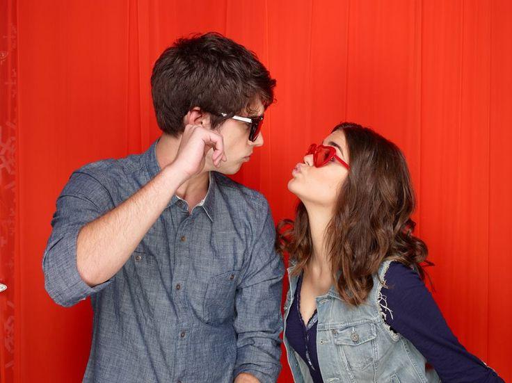 David Lambert & Maia Mitchell #TheFosters