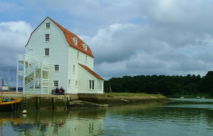 Woodbridge tide mill, Norfolk, England - Kenneth Bonham - Picasa Web Albums