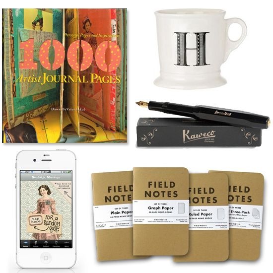 Journaling gift guide
