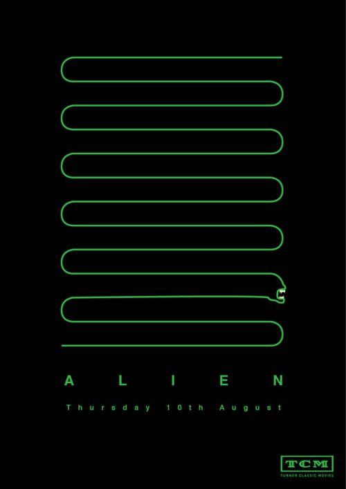 Alien byDale Peart