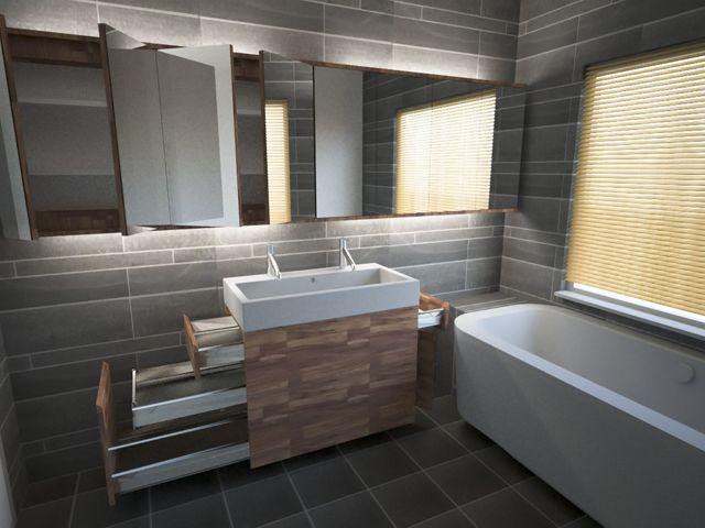 25 beste idee n over badkamer lades op pinterest badkamer lade organisatie badkamerindeling - Badkamer organisatie ...