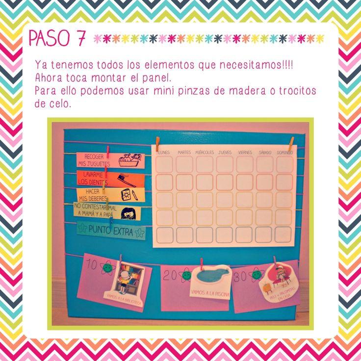 Ms de 25 ideas increbles sobre tabla de tareas imprimible en lovely charlotte diy panel de recompensa para hacer con los peques imprimible urtaz Choice Image