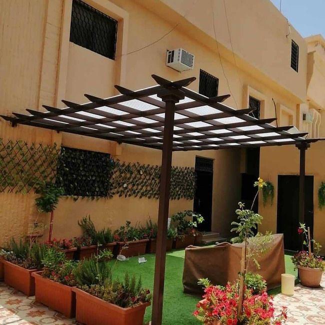 شركة مظلات الرياض Outdoor Outdoor Structures Pergola