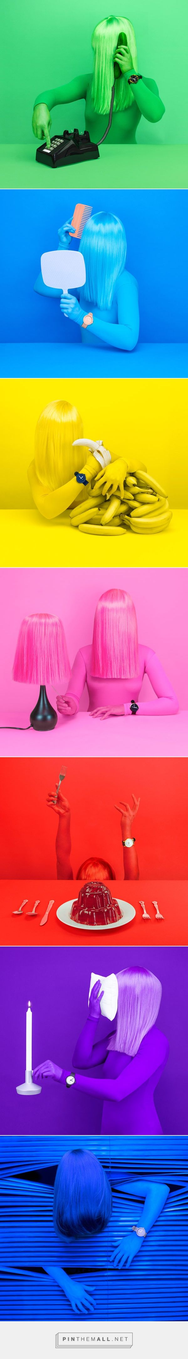Aark Collective – Image Series by Leta Sobierajski - Pinned by Giorgettidesign.it