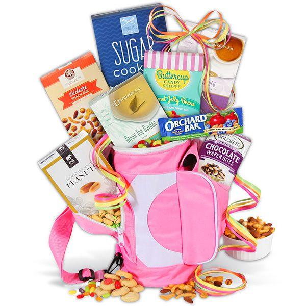 Ladies Tee Time Golf Gift Basket
