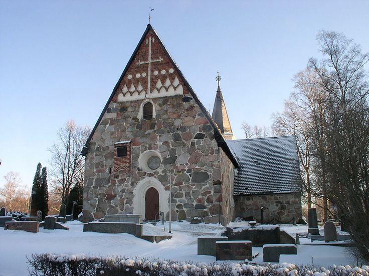 Vanaja church