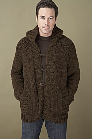 Free Knitting Patterns Womens Hoodie : 162 best Sweaters de Hombres images on Pinterest Free ...