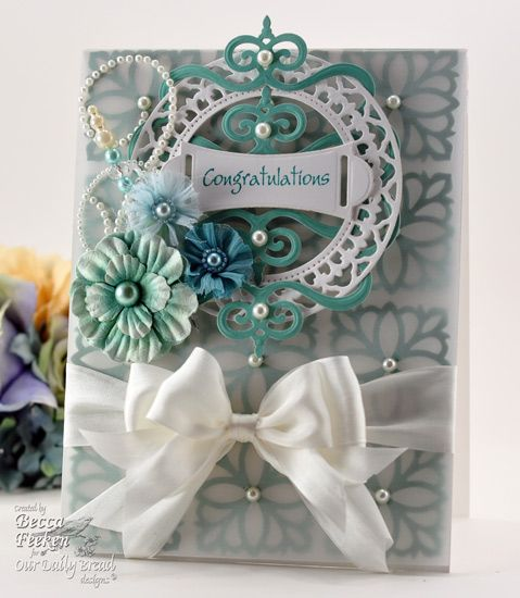 Don't you just love the way the layers are interwoven?  Another beautiful sample from Becca Feeken http://www.amazingpapergrace.com/our-daily-bread-designs-may-2012-new-release-blog-hop/?utm_source=feedburner_medium=feed_campaign=Feed%3A+amazingpapergrace%2Ftsap+%28Amazing+Paper+Grace%29