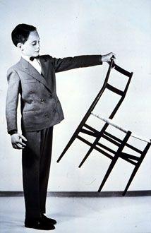 Gio Ponti´s Superleggera Chair