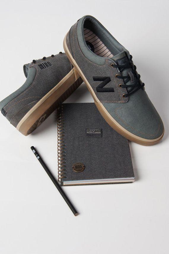 Miro x New Balance Numeric Brighton 344 Sneakers