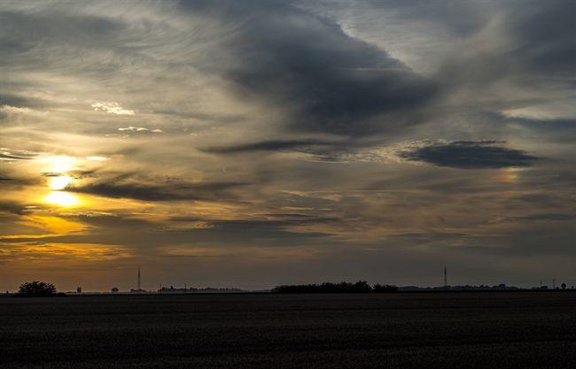 A nap képe: Fénytünemény Debrecen határában - National Geographic