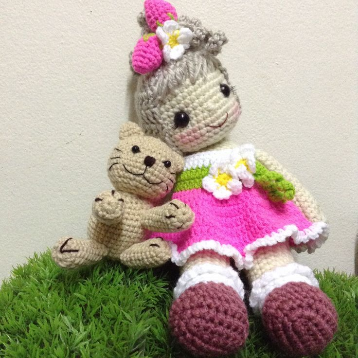 4721 best images about Crochet Amigurumi Dolls on ...