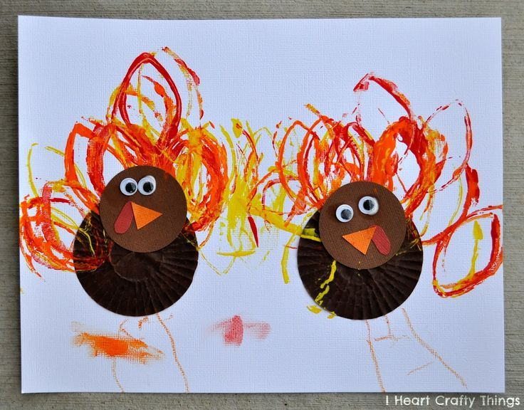 742 best thanksgiving theme images on pinterest for Pre k turkey crafts