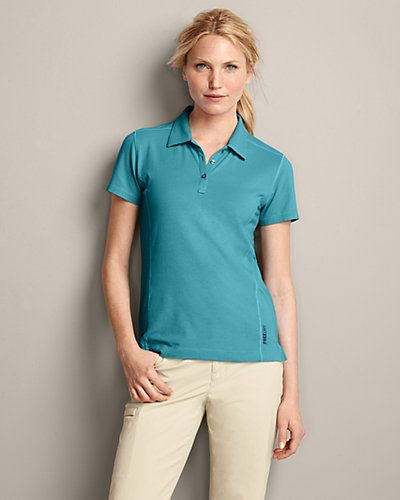 Lookout Short-sleeve Polo | Eddie Bauer $40 on sale $19.99