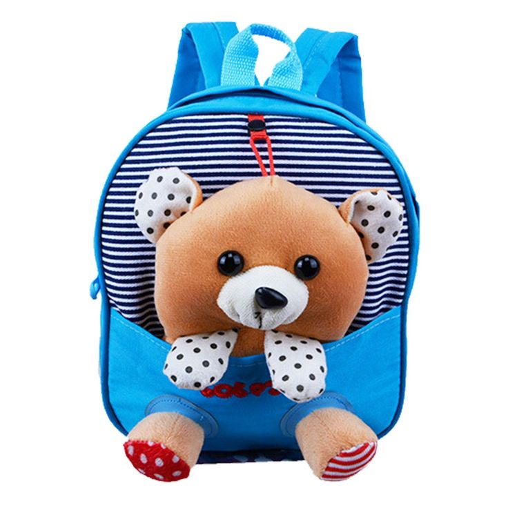 $5.29 (Buy here: https://alitems.com/g/1e8d114494ebda23ff8b16525dc3e8/?i=5&ulp=https%3A%2F%2Fwww.aliexpress.com%2Fitem%2FMini-School-Bags-Backpacks-Children-Children-s-backpack-Cartoon-Bear-Doll-Printing-Backpack-For-2-6%2F32790569423.html ) Mini School Bags Backpacks Children Children's backpack Cartoon Bear Doll Printing Backpack For 2-6 Year Kids Blue for just $5.29