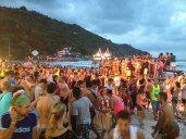 Full moon beach party , Koh samui welcome!