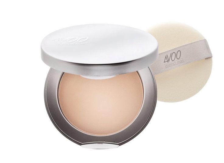 4VOO Shine Reduction Powder. Transparent och mattande puder för män.