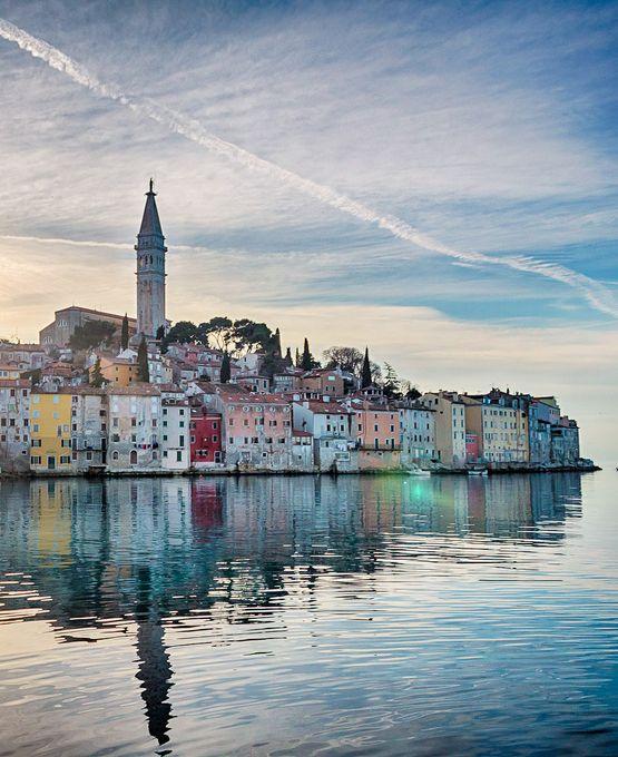 Rovinj, Kroatien. Den richtigen Reisebegleiter findet ihr bei uns: https://www.profibag.de/reisegepaeck/