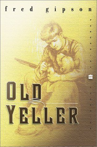 Old Yeller  Wonderful movie and book. I was obsessed with this movie as a child and loved to watch it over and over again.