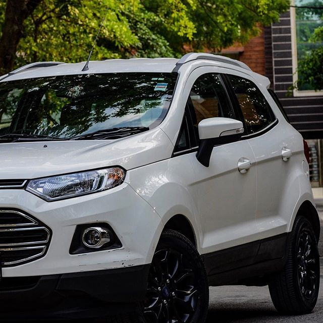 A Compact Suv With A Striking Look The Ford Ecosport Regram Via Bojnjfehx9p Best Family Cars Ford Trucks Ford Ecosport