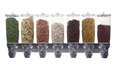 Natural Food Dispenser - DH70 - IDM Dispensers | Candy dispensers | Ceral dispensers | Beverage dispensers | Coffee dispensers