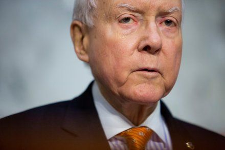 Orrin Hatch Says Hes Grateful for Biting Editorial That Suggested He Resign