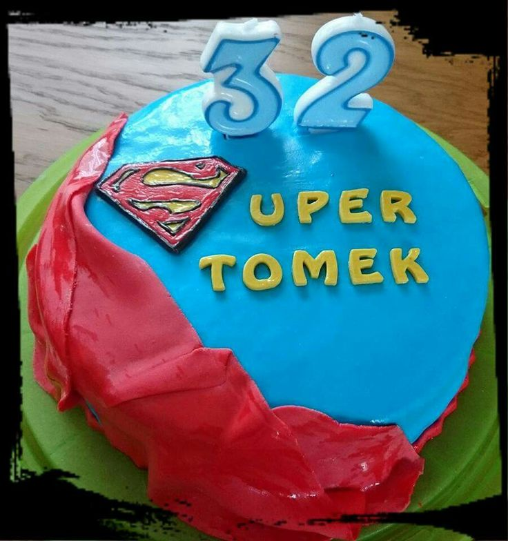 Superman Tomek ;-)