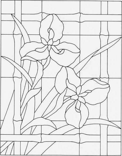 5ba063115954983905e47a559b634e33 faux vitrail stained glass patterns 368 best images about stained glass patterns on pinterest iris,49 Cc Engine Pattern Wiring Best Patterns