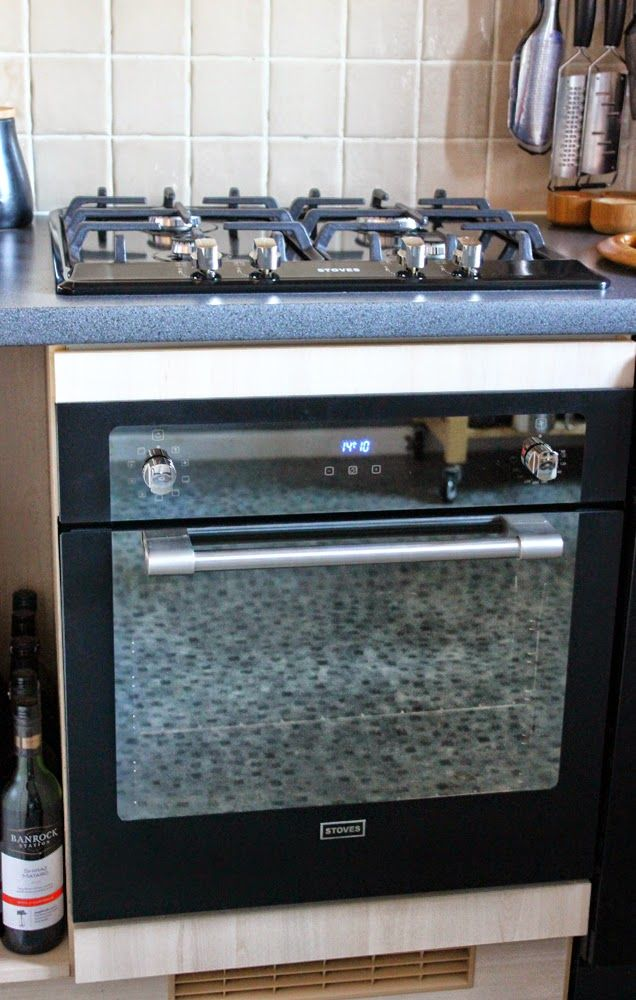 A Glug of Oil: STOVES Sterling 600MF Built In Oven and Hob - Review