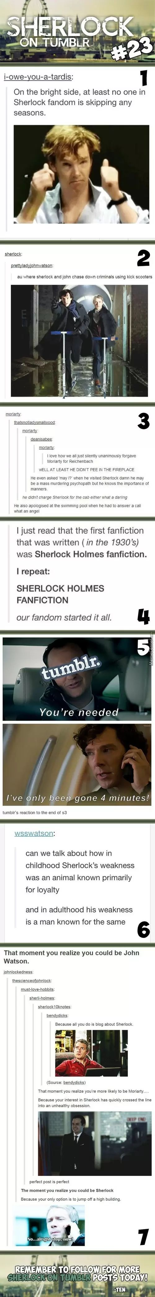 Sherlock On Tumblr #23