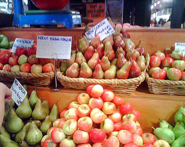 Central Market, Adelaide Australia