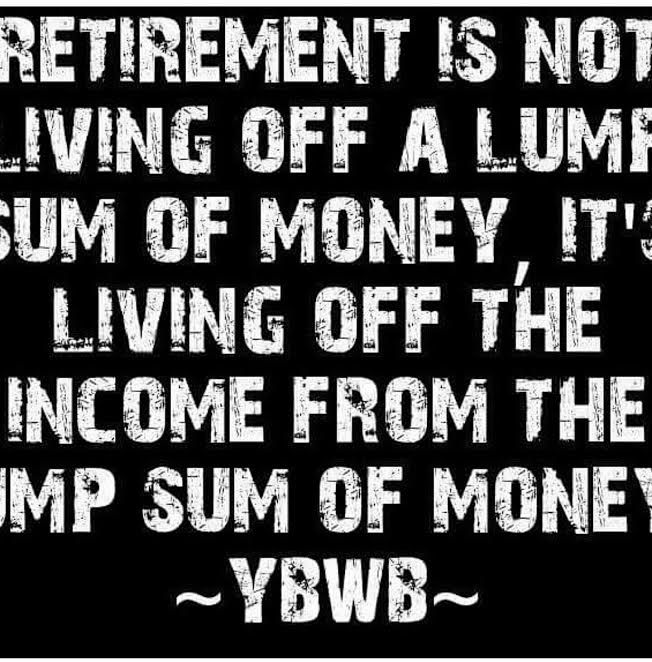 "A lot of folks have a big ""plan"" for their money which usually includes investing as much as they can in their 401(k) and paying off their house but there is a chance that doing these two things are going to leave you poor and still working to you are 80.   Contact me so I can show you a ""Better Money Method"" that will allow you to average a long term return of 6% to 8% without market risk , keep your money safe from stock market risk, & provide 2 to 3 times more income for the average…"