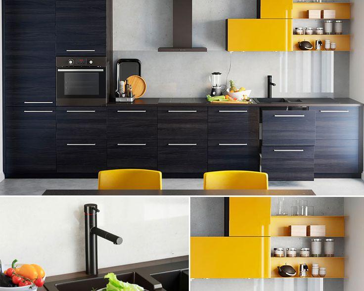 черная кухня икеа: 16 тыс изображений найдено в Яндекс.Картинках