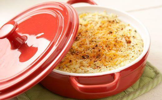 Epicure's Hot Nacho Cheese Dip Recipe by LAVALOISE via @SparkPeople
